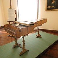 最古のピアノ