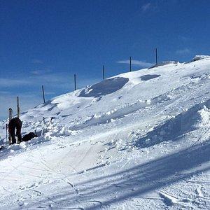 Piste lunghe ben battute e panorama mozzafiato! Un divertente snowpark, kinderland area bob! Con
