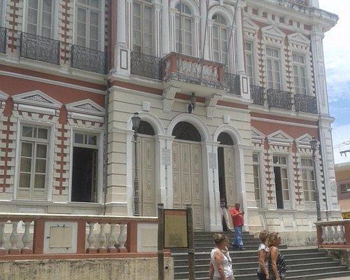 Palácio de Paranaguá, sede da Prefeitura de Ilhéus