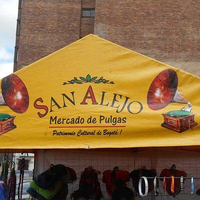 SAN ALEJO Mercado de Pulgas