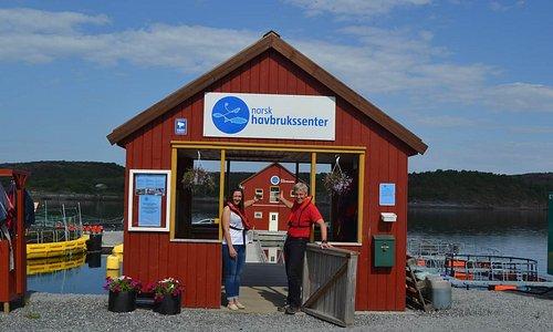 Velkommen til Norsk havbrukssenter!