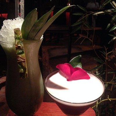 Cocktails yam yam
