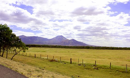 If you are travelling from Honduras into Nicaragua by land, you will discover this volcano