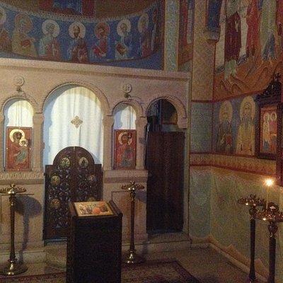 Часовня Св.Давида
