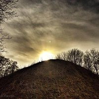 Bartlow Hills, the pyramids of England