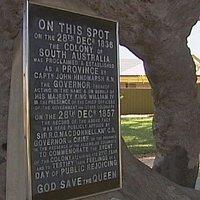 Historic South Australian Colony.