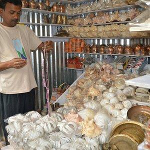 Conch item Shop