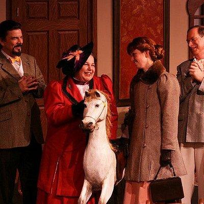 "Chekhov's ""The Cherry Orchard"" Elements Theatre Company"