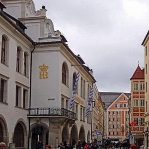 Orlandostrasse am Platzl