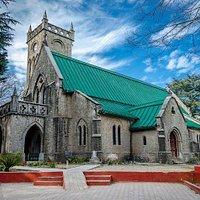 Christ Church Kasauli