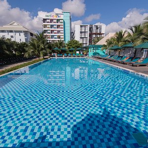 The Pool at the Samui Verticolor