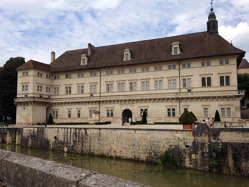 L'ancien hôpital de l'Hôtel-Dieu