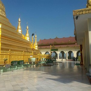Mya Tha Lon Pagoda