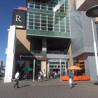 Concepción, Chile, Mall del Centro.