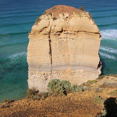 Apostles coastline