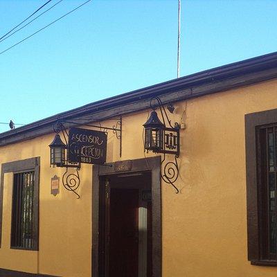Ascensor Concepción