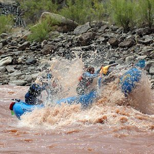 Moab Whitewater Rafting