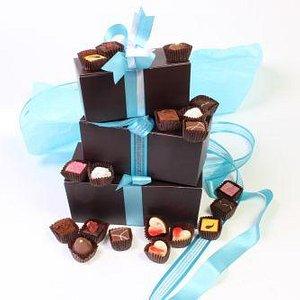 Pralinen, Trinkschokolade und vieles mehr