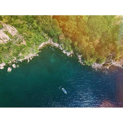 Isla Vida Aerial