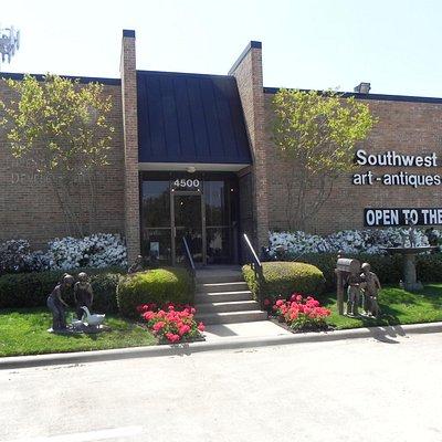 Southwest Gallery Entrance