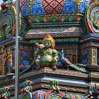 Sri Mariam Man Temple