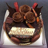 チョコレートケーキ