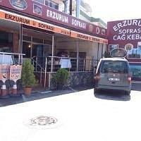 Erzurum sofrası dıştan görünüm