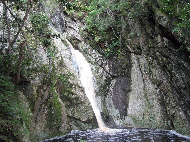 Marloth Nature Reserve - Duiwelbos Waterfall