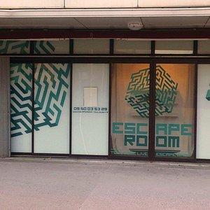 Façade Escape Room Toulouse