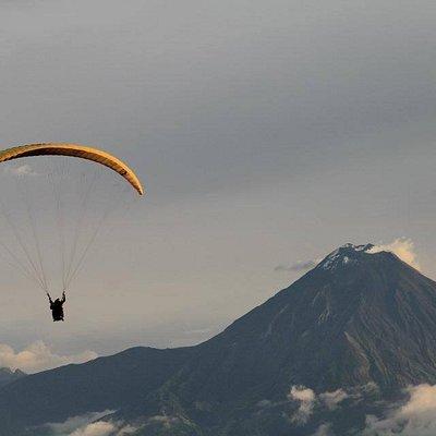 Tungurahua 5016 mts.