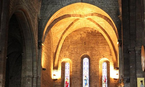 Innenraum Eglise Saint Louis Hyères