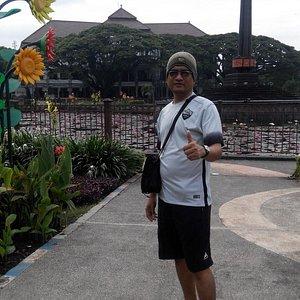 behind Tugu Malang