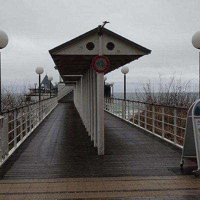 Seebrücke, Heringsdorf