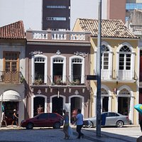 Casario histórico parte central