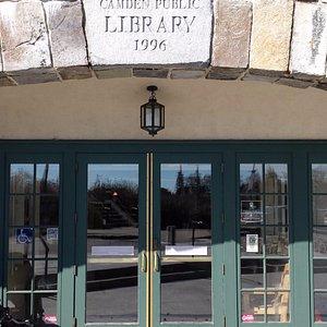 The Underground Camden Library