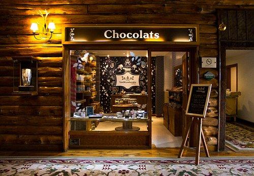 Nuestra chocolateria