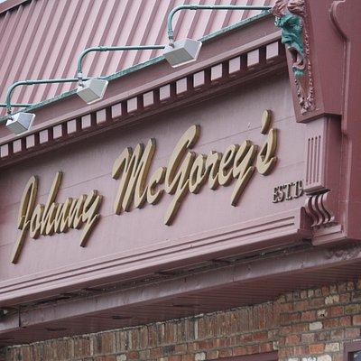 Johnny McGorey's