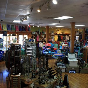 Kitty Hawk Kites Store in Hatteras, NC