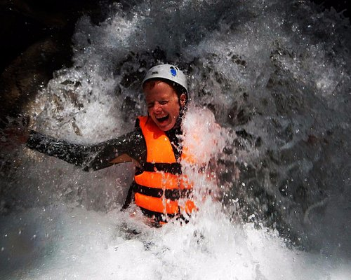 Canyoneering Day Tour ( We have European Standard Safety Gears )