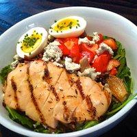 Chop Chicken Salad