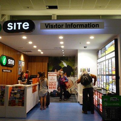 i-SITE Visitors Information Centre