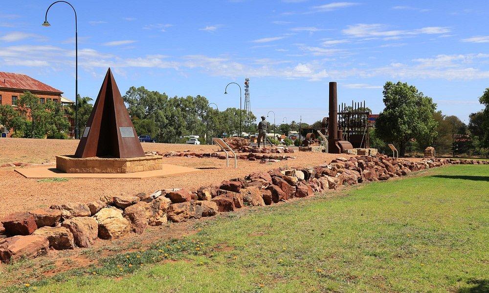 Cobar Miners Memorial Park