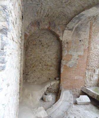 Centro storico con Verehia