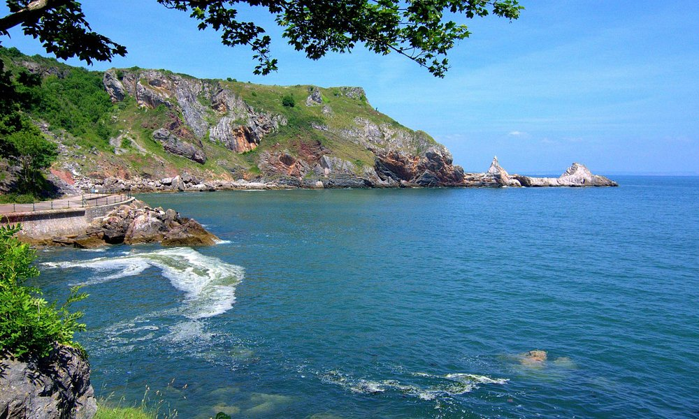 Anstey's Cove in Torquay