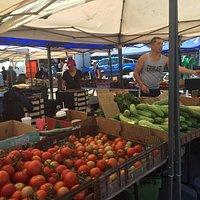 Gepps Cross Treasure Market