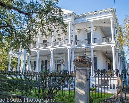 Buckner mansion, GARDEN DISTRICT TOUR NEW ORLEANS
