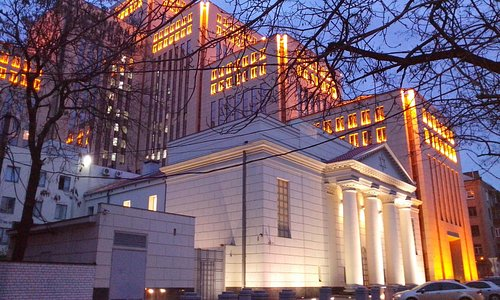 "Центральная синагога ""Золотая роза"""