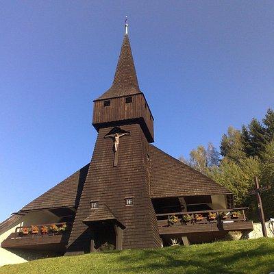 Kościół Parafialny pw. Znalezienia Krzyża Świętego w Wiśle