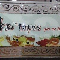 que no te lo cuenten slogan de kukotapas