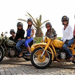 sidecar - group tour